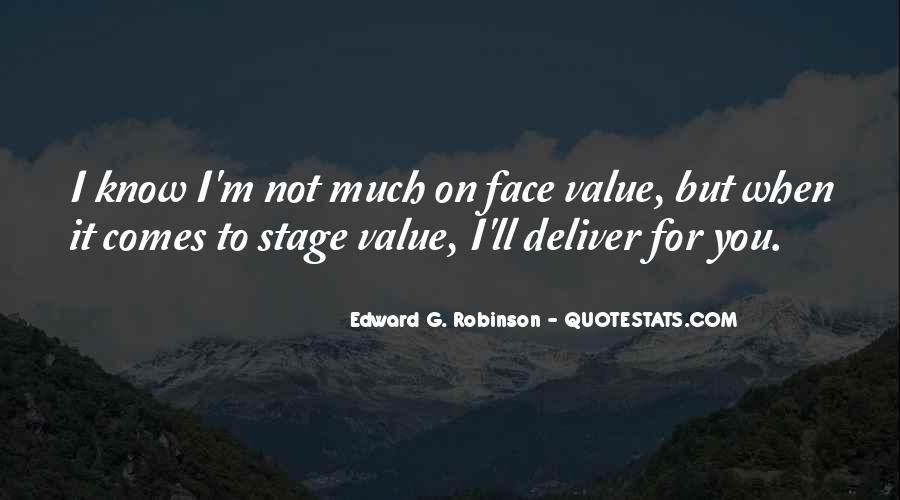 J Robinson Quotes #16911