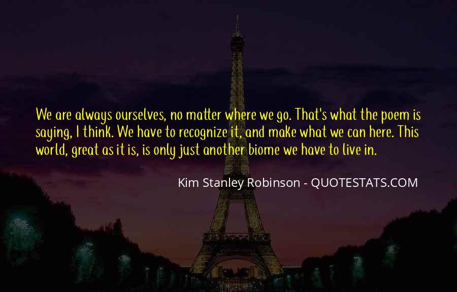 J Robinson Quotes #23802