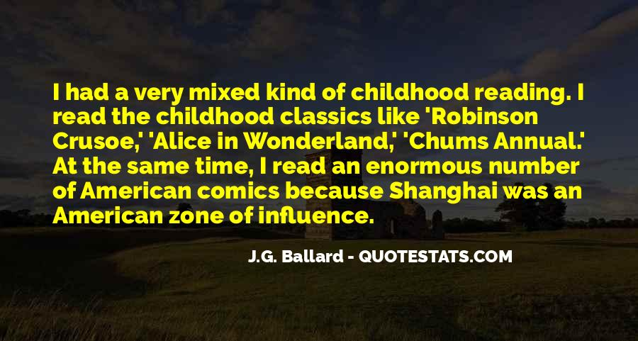 J Robinson Quotes #334174