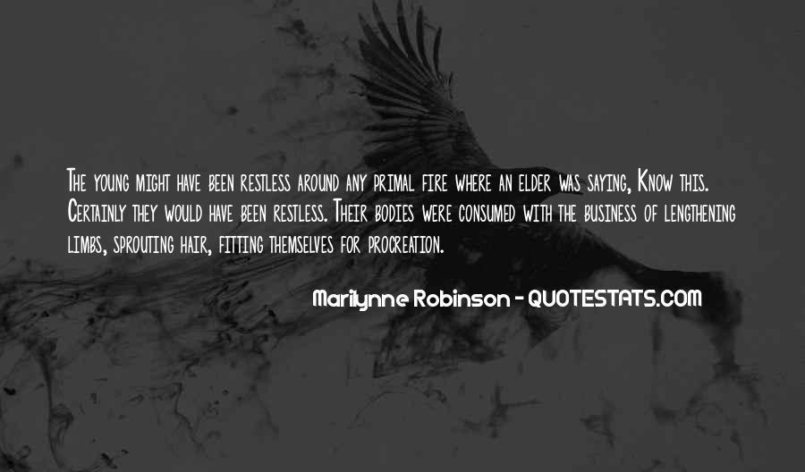 J Robinson Quotes #40417
