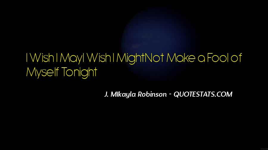 J Robinson Quotes #858756