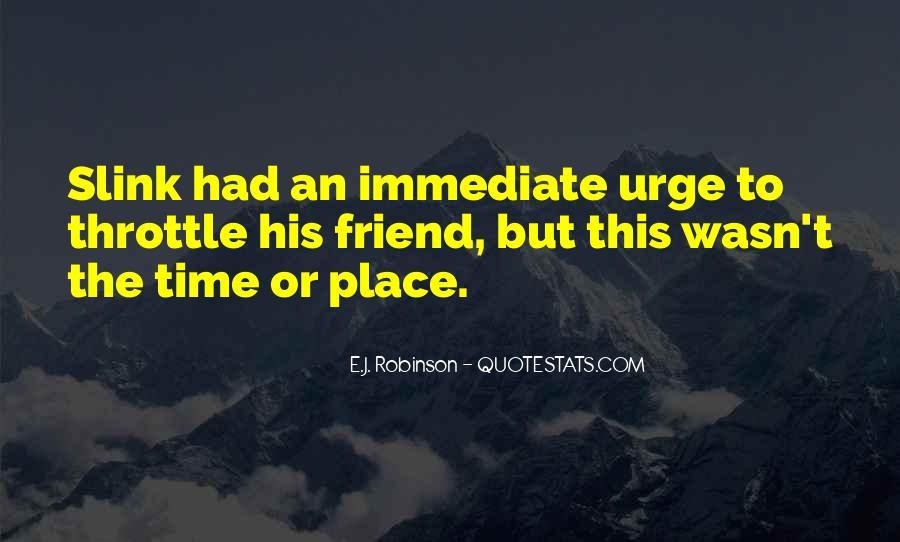 J Robinson Quotes #950938