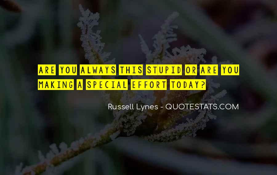 J Russell Lynes Quotes #135015