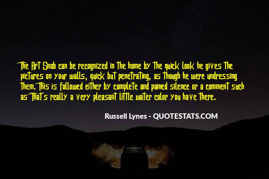 J Russell Lynes Quotes #1412541