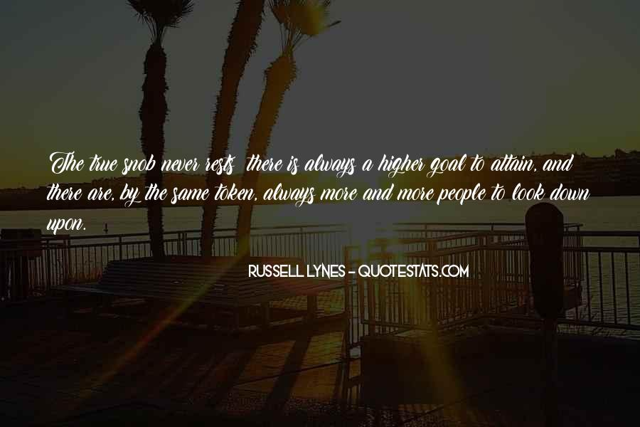J Russell Lynes Quotes #154624