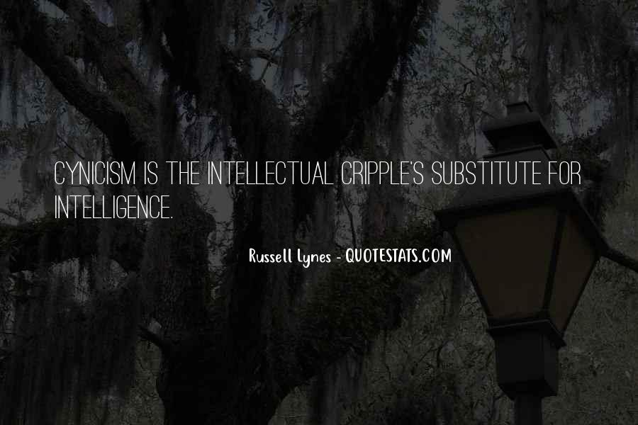 J Russell Lynes Quotes #58938