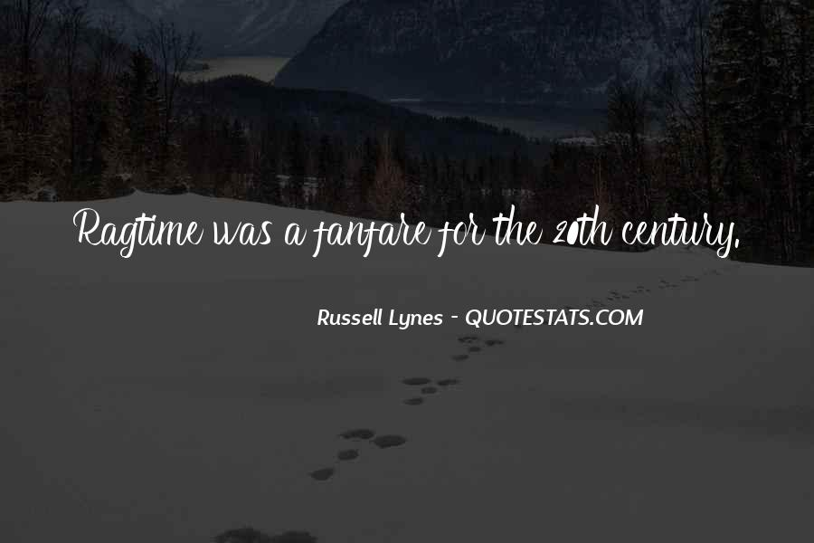 J Russell Lynes Quotes #711694
