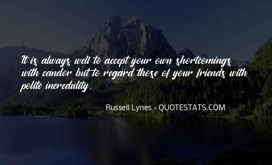 J Russell Lynes Quotes #855434