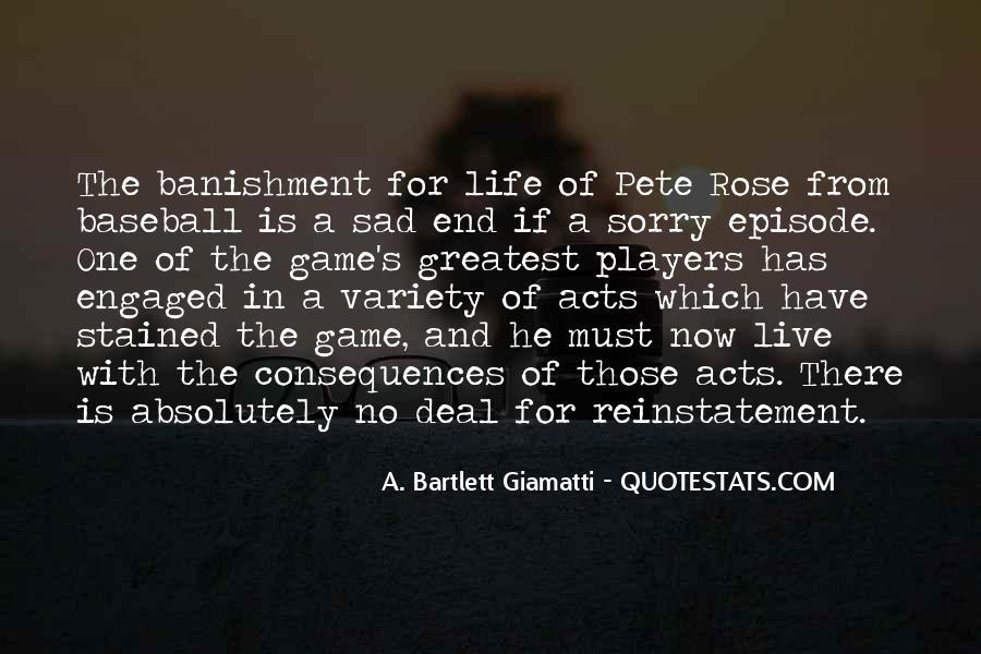 J. Bartlett Quotes #116408