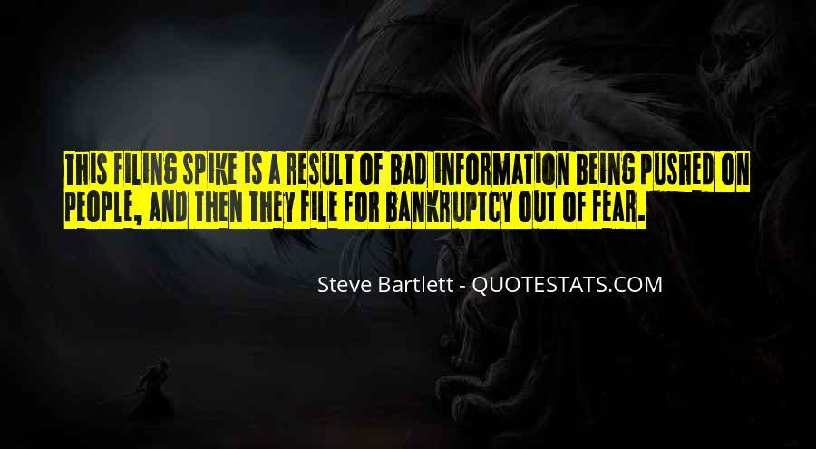 J. Bartlett Quotes #66913
