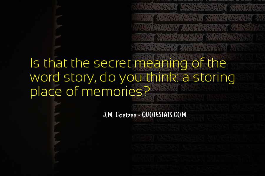J.m Coetzee Foe Quotes #1259943