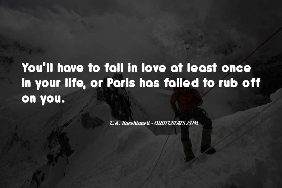 Quotes About Falling Off #188315