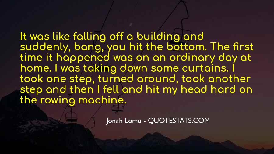 Quotes About Falling Off #192290