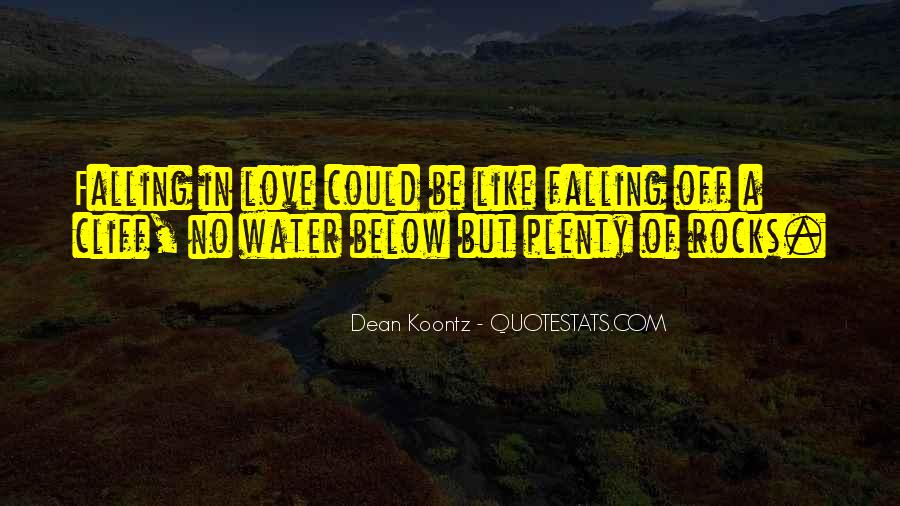Quotes About Falling Off #254590