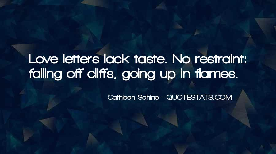 Quotes About Falling Off #325949