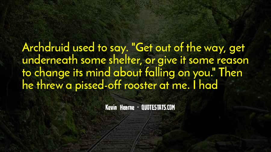 Quotes About Falling Off #357370