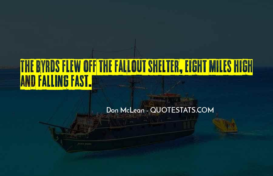Quotes About Falling Off #387004