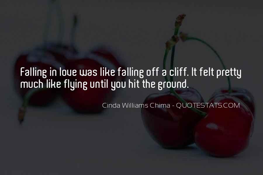 Quotes About Falling Off #479321