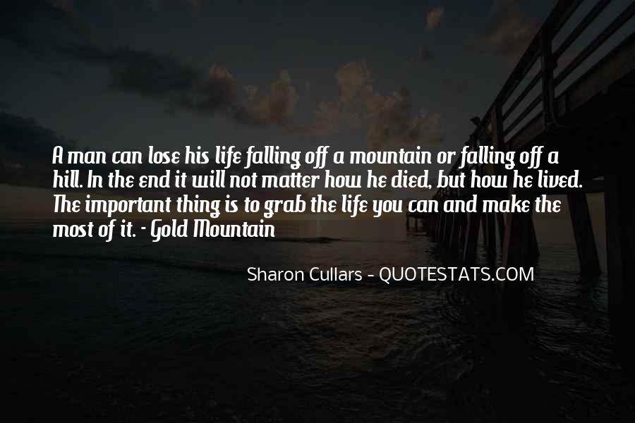 Quotes About Falling Off #821119