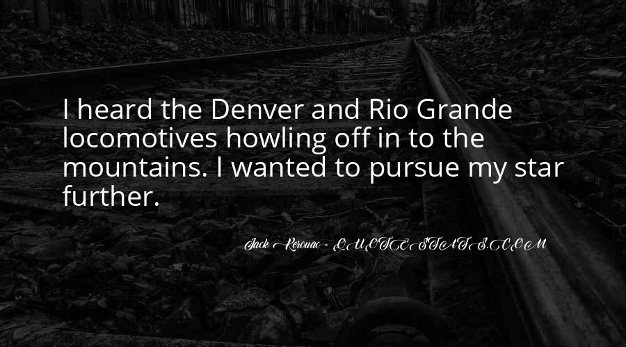 Jack Kerouac Denver Quotes #798448