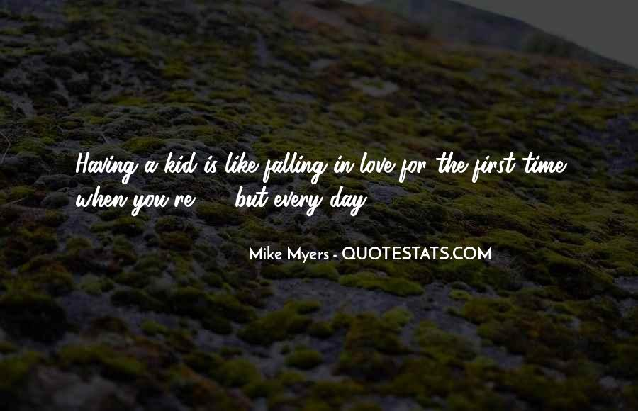 Quotes About Falling In Love With Your First Love #106177