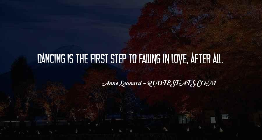 Quotes About Falling In Love With Your First Love #39689
