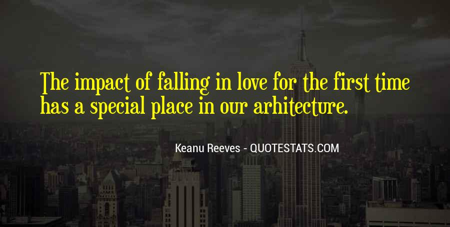 Quotes About Falling In Love With Your First Love #92070
