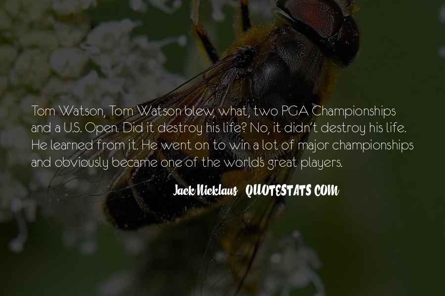 Jack U Quotes #1588960