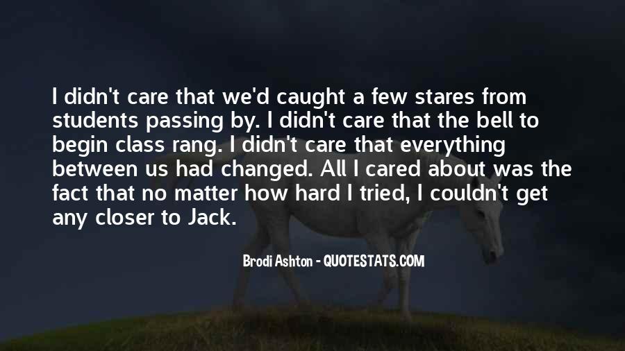 Jack U Quotes #3176