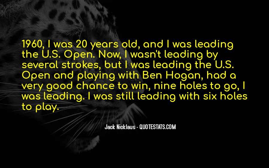 Jack U Quotes #41409