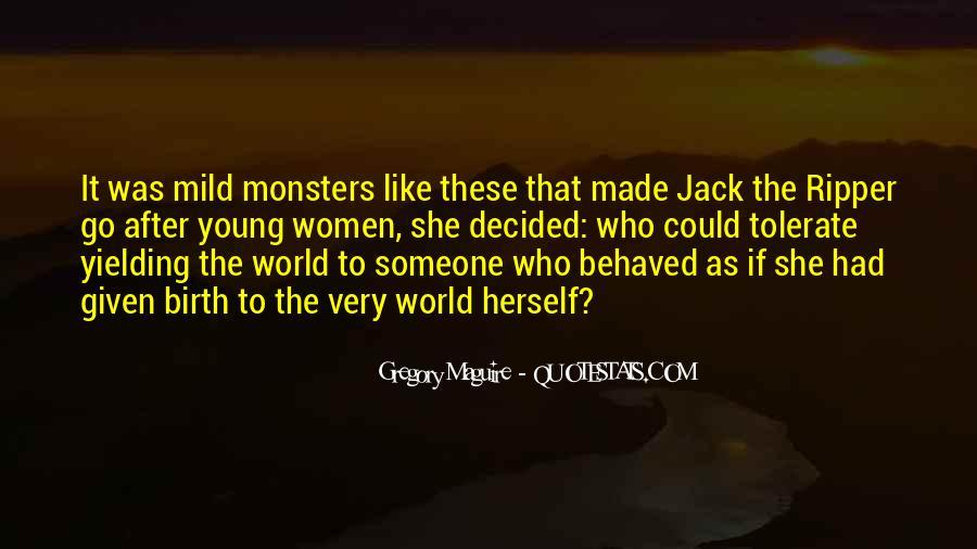 Jack U Quotes #813