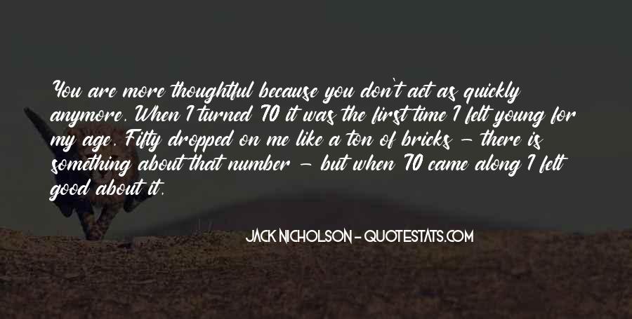 Jack U Quotes #9892