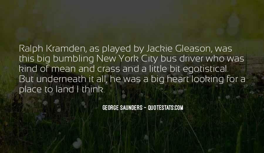 Jackie Gleason Ralph Kramden Quotes #1575930