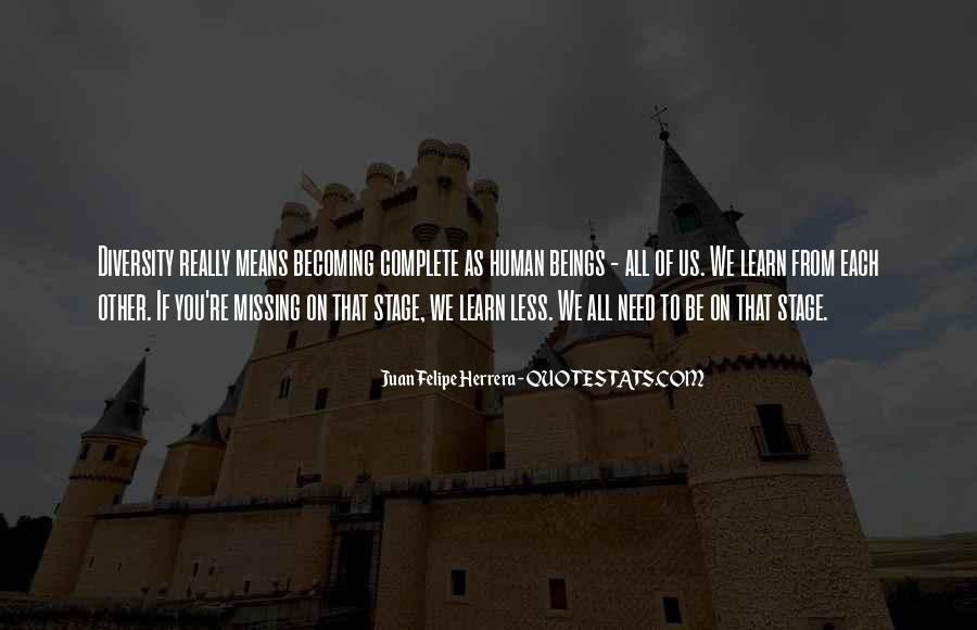 Jadi Diri Sendiri Quotes #1579735