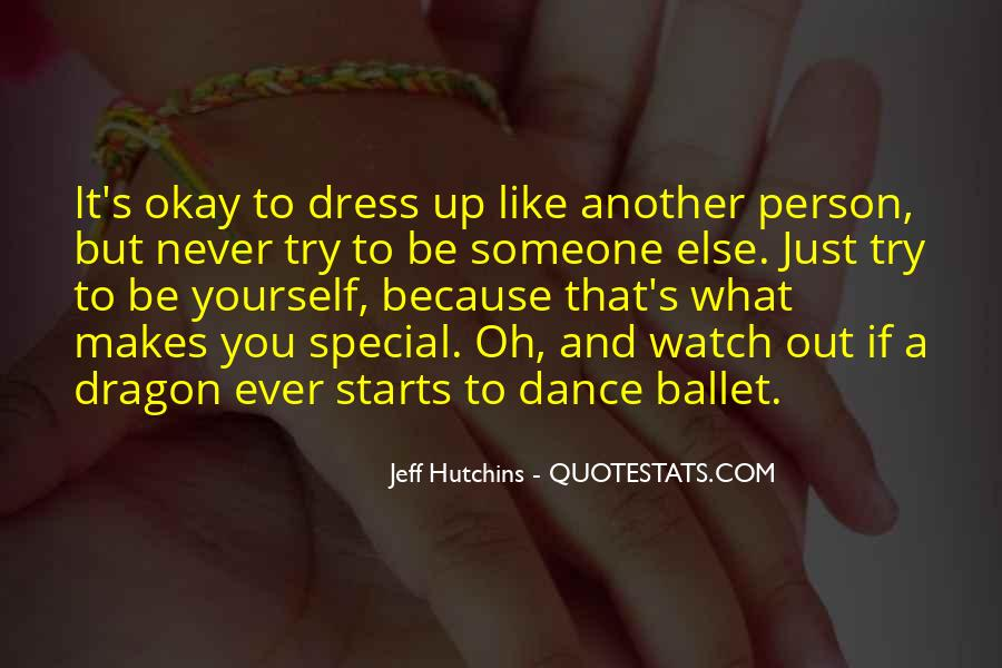 Quotes About That Special Person #1025817