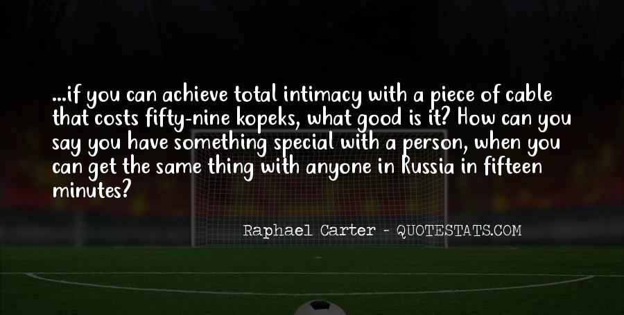 Quotes About That Special Person #1264646