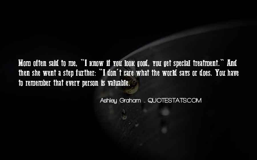Quotes About That Special Person #1501572