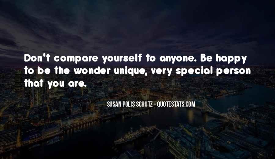 Quotes About That Special Person #1627928