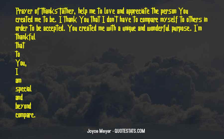 Quotes About That Special Person #312591