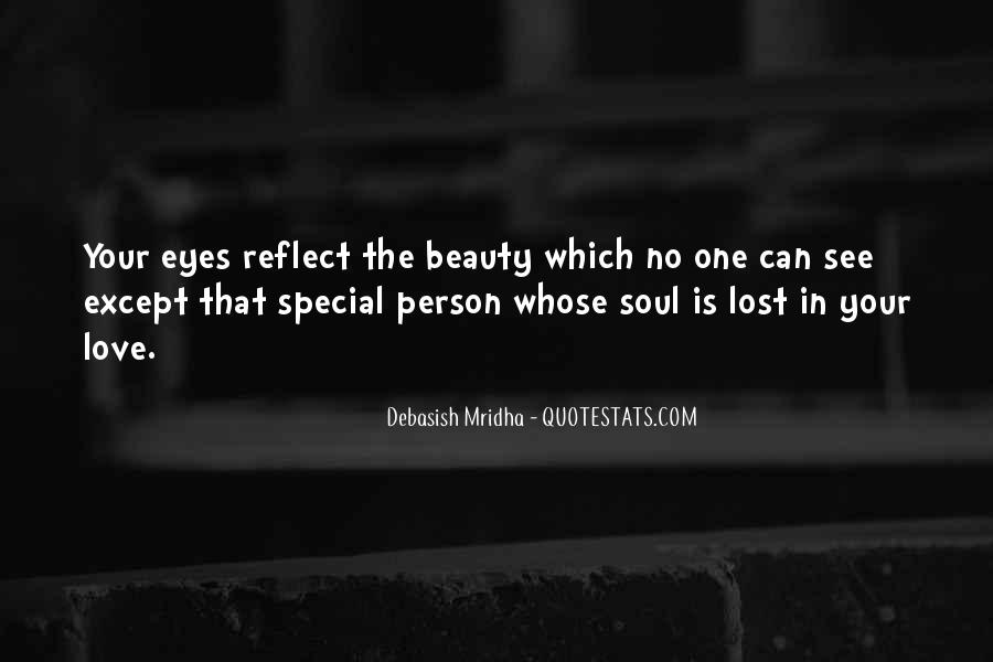 Quotes About That Special Person #781980