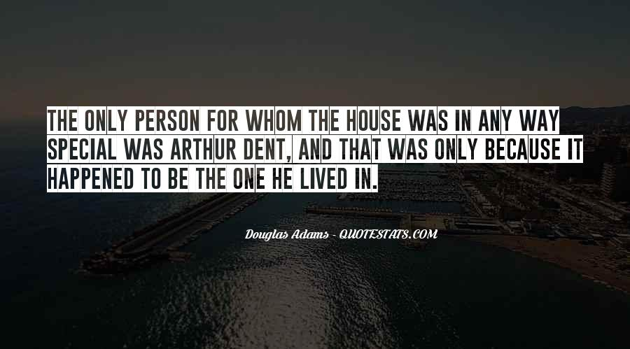 Quotes About That Special Person #796502