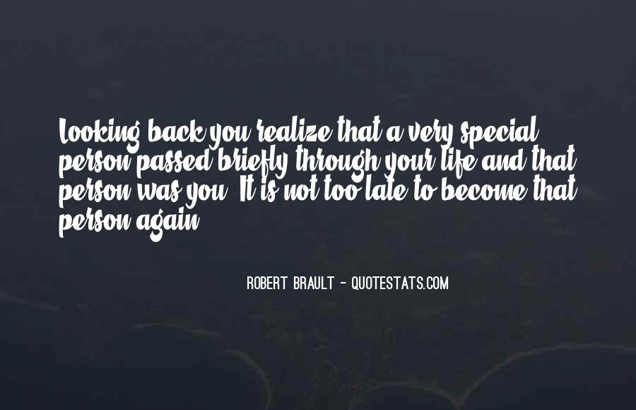 Quotes About That Special Person #873894