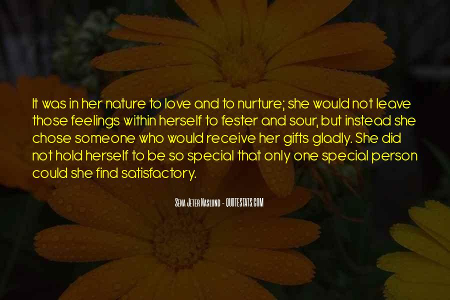 Quotes About That Special Person #97385