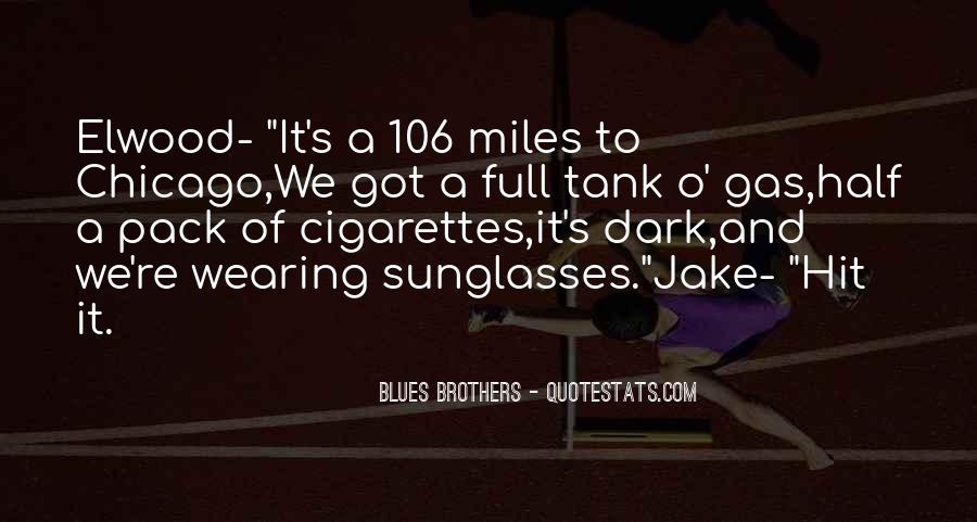 Jake Blues Quotes #944035