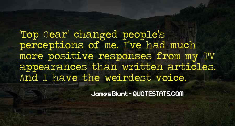 James Blunt Top Gear Quotes #1499603
