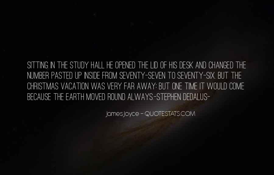 James Joyce Stephen Dedalus Quotes #640590