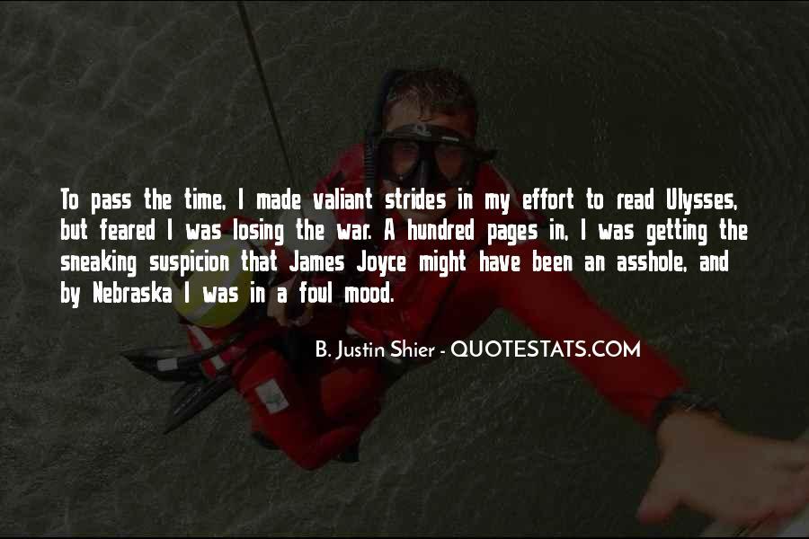 James Joyce Ulysses Quotes #1069965