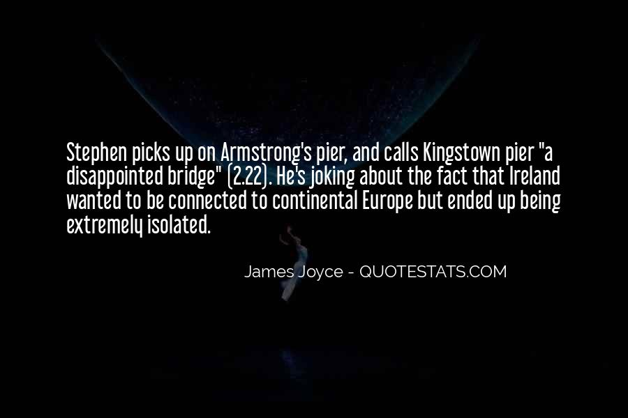James Joyce Ulysses Quotes #1304583