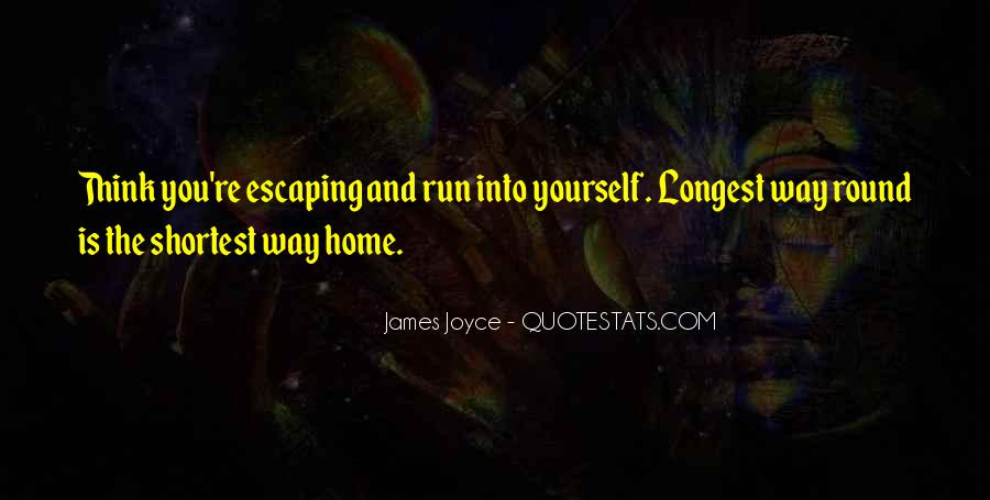 James Joyce Ulysses Quotes #1475170