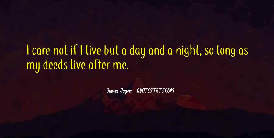 James Joyce Ulysses Quotes #1720000